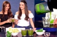 A Delicious Green Juice Recipe For Glowing Skin And Healthy Hair