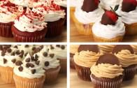Cupcakes 4 Ways