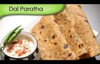 Dal Paratha – Easy To Make Healthy Breakfast / Lunch Recipe | Ruchi's Kitchen