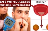 Early Signs And Symptoms of Diabetes In Men's