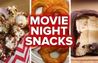 Movie Night Snacks