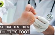 Skin Care – Athlete's Foot – Natural Ayurvedic Home Remedies
