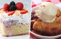 Summer Potluck Desserts