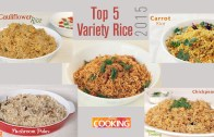 Top 5 Variety Rice 2015 – Home Cooking