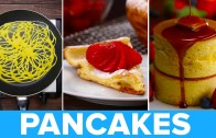 3 Amazing Styles Of Pancakes