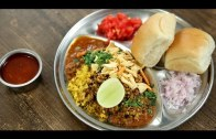 Misal Pav Recipe – Maharashtrian Recipes | Maharashtrian Spicy Street Food Snack | Varun Inamdar