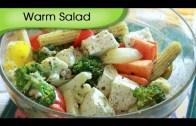 Warm Baked Vegetable Salad – Quick Salad Recipe By Annuradha Toshniwal [HD]