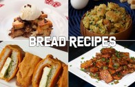 4 Easy Snacks Using Bread – Easy Bread Recipes