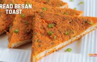 Bread Besan Toast – Quick Snack Recips – Bread Recipes