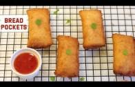 Bread Pockets – Snack Recipe – Easy Bread Recipes