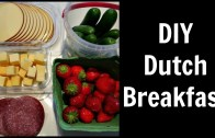 DIY Dutch Breakfast in Amsterdam