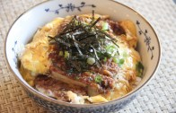 Katsudon Recipe – Japanese Cooking 101