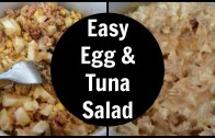 Keto Tuna and Egg Salad Recipe – Low Carb High Protein Lunch Ideas