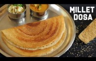 Millet Dosa – Foxtail Millet Dosa – Healthy Breakfast Dosa Recipes