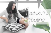 My Simple Relaxation & De-Stressing Routine – Rachel Aust