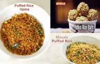 Puffed Rice Recipes – Ventuno Home Cooking