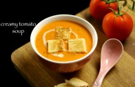 tomato soup recipe | creamy tomato soup recipe
