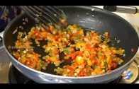 Vegetable Cheese Omelette Recipe