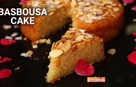 Basbousa Cake – Eggless Egyptian Semolina Cake Recipe – Ventuno Home Cooking