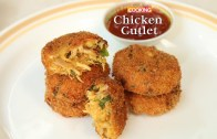 Chicken Cutlet – How To Make Chicken Cutlet – Homemade Chicken Cutlet Recipe