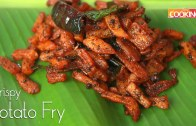 Crispy Potato Fry – Quick and Easy Aloo Fry – Simple Aloo Fry Recipe