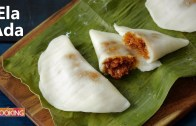 Ela Ada – Steamed Banana Leaf Pancake – Ventuno Home Cooking