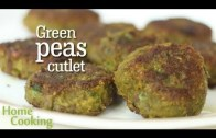 Green Peas Cutlet Recipe – Ventuno Home Cooking