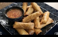 How to make Spring rolls – Chinese Starter Recipe –  The Bombay Chef – Varun Inamdar