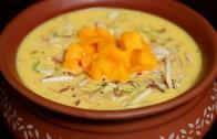 Mango Kheer – Easy Dessert Recipe – Mango Special  – Ruchi's Kitchen