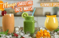 Mango Smoothie Recipe – How To Make Mango Smoothies In 3 Ways – Summer Special Mango Recipe – Varun