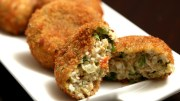 Paneer Cutlet – Easy Starter – Snack Recipe – Ruchi's Kitchen