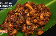 Pichi Potta Chicken – Shredded Chicken – Pulled Chicken – Ventuno Home Cooking