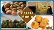 Potato Mania – Easy To Make Potato Recipes