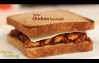 Pulled Chicken Sandwich Recipe – Ventuno Home Cooking