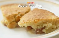 Apple Pudding Cake – Baked Apple Pudding Recipe – Kids Food Ideas