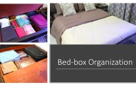 Bed-box Organization – How To Organize Bed-box