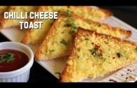 Chilli Cheese Toast – Cheesy Chili Toast – Quick Sandwich Recipe