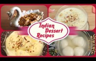 Indian Dessert Recipes – Indian Sweets – Easy To Make Homemade Sweet Dish Recipes   Rajshri Food
