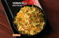 Vermicelli Egg Pulao – Ventuni Home Cooking