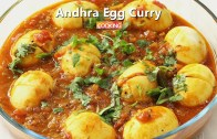 Andhra Egg Curry – Spicy Andhra Style Egg Pulusu Recipe