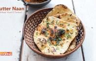 Butter Naan – Without Yeast & Tandoor – Ventuno Home Cooking