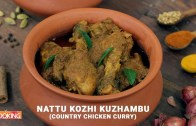 Nattu Kozhi Kuzhambu – Country Chicken Curry