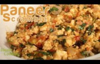 Paneer scramble Recipe – Ventuno Home Cooking