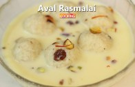 Aval Rasmalai – How to make Rasmalai Recipe