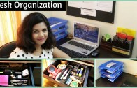 Desk – Study Table Organization