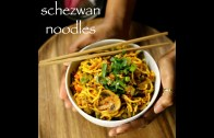 schezwan noodles recipe – chinese schezuan noodles recipe