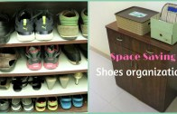 Space Saving Shoes Organization – Shoe Rack Organizer