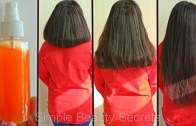 Spray This All Around Your Hair & They Will Never Stop Growing – Grow Super Long Thicker Hair