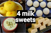 4 easy milk sweet recipes – easy milk dessert recipes – instant milk dessert recipes