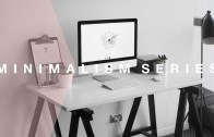 Quick Ways to Organise Your Desk or Workspace – Minimalism Series – Rachel Aust